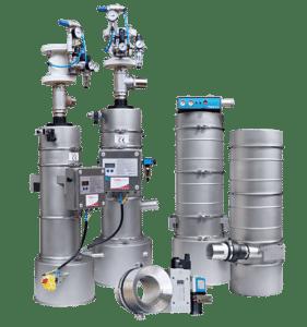 Conveyors ook uitgevoerd met E-Vacuumpompen