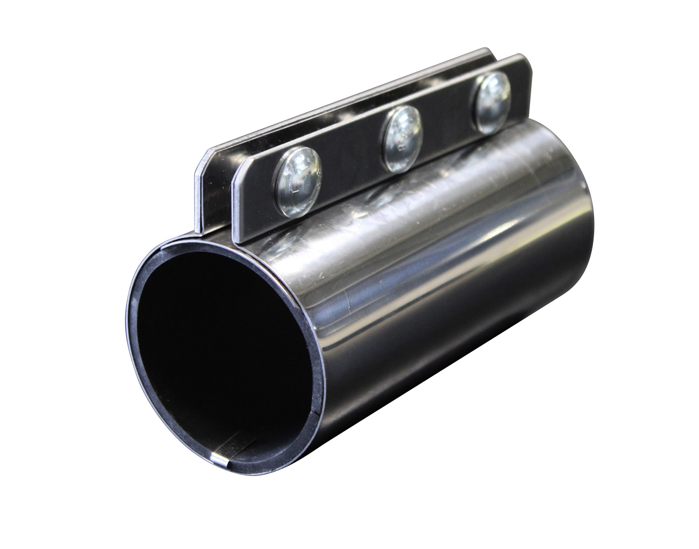 Buiskoppelingen voor peumatisch transport van bulkstoffen