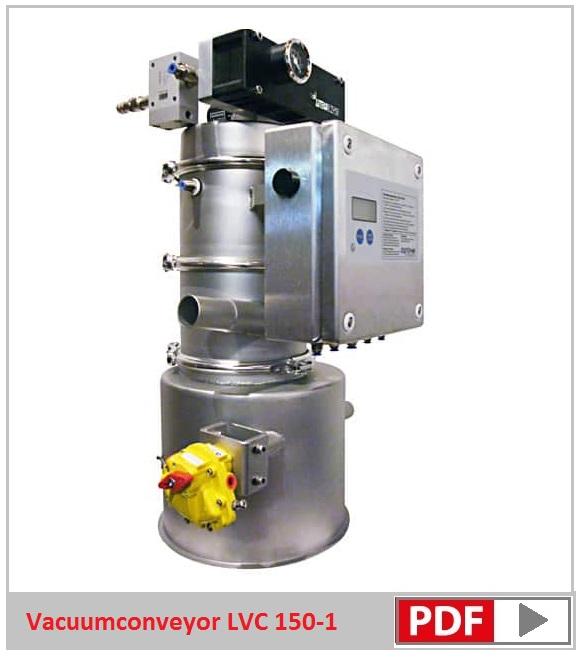 Vacuumtransporteur LVC 150-1 in PDF