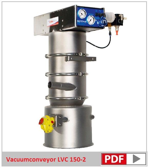 Vacuumtransporteur LVC 150-2 in PDF