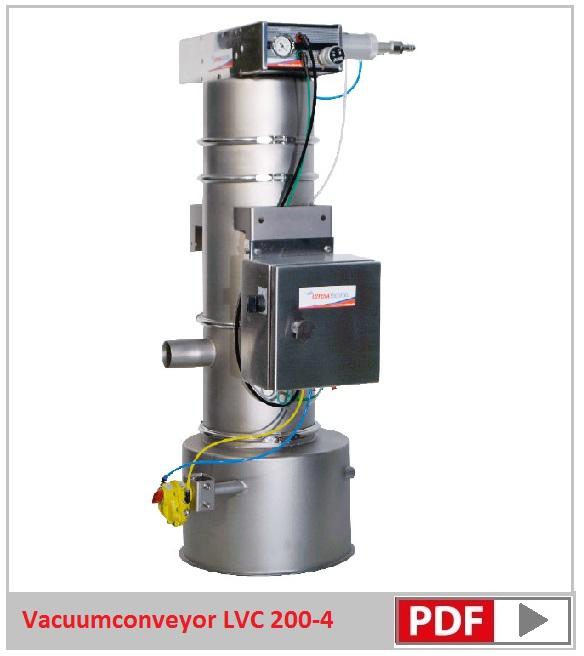 Vacuumtransporteur LVC 200-4 in PDF
