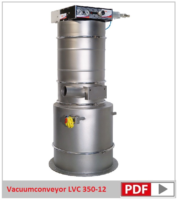 Vacuumtransporteur LVC 350-12 in PDF
