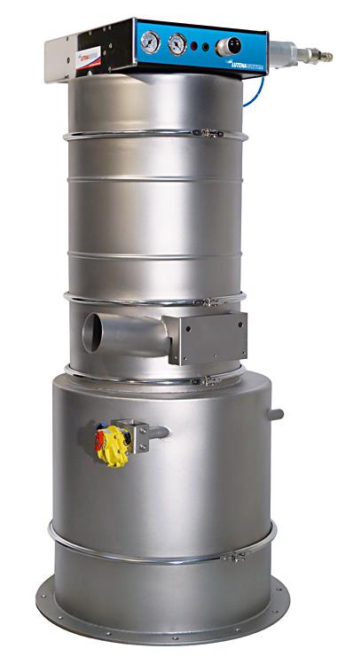 Vacuumtransporteur LVC 350-12