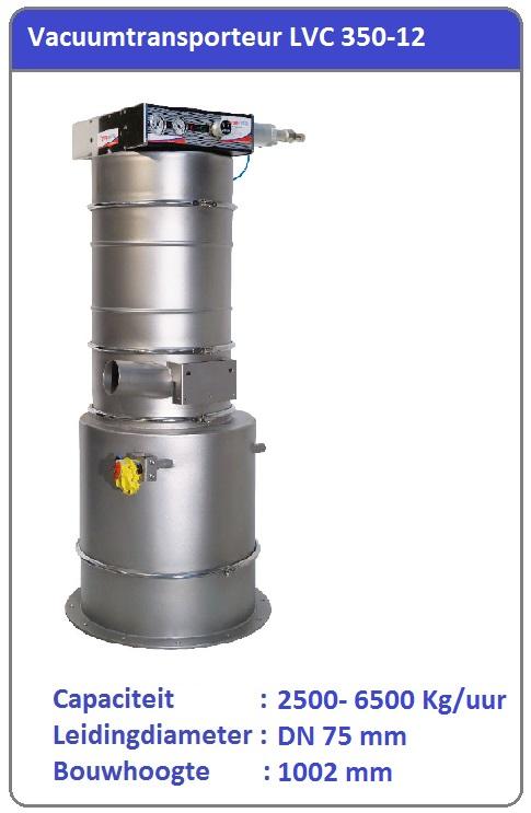 Vacuumtransport systeem LVC 350-12